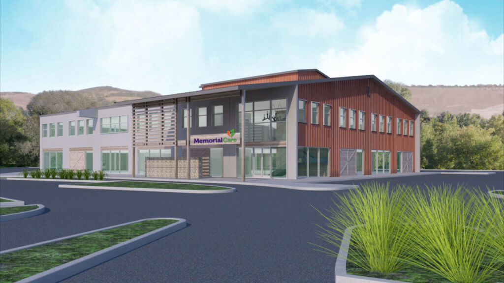Memorial Care, Rancho Mission Viejo, California Commercial Contractor