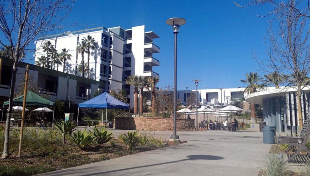 Rio Hondo College, Whittier, California General Contractor